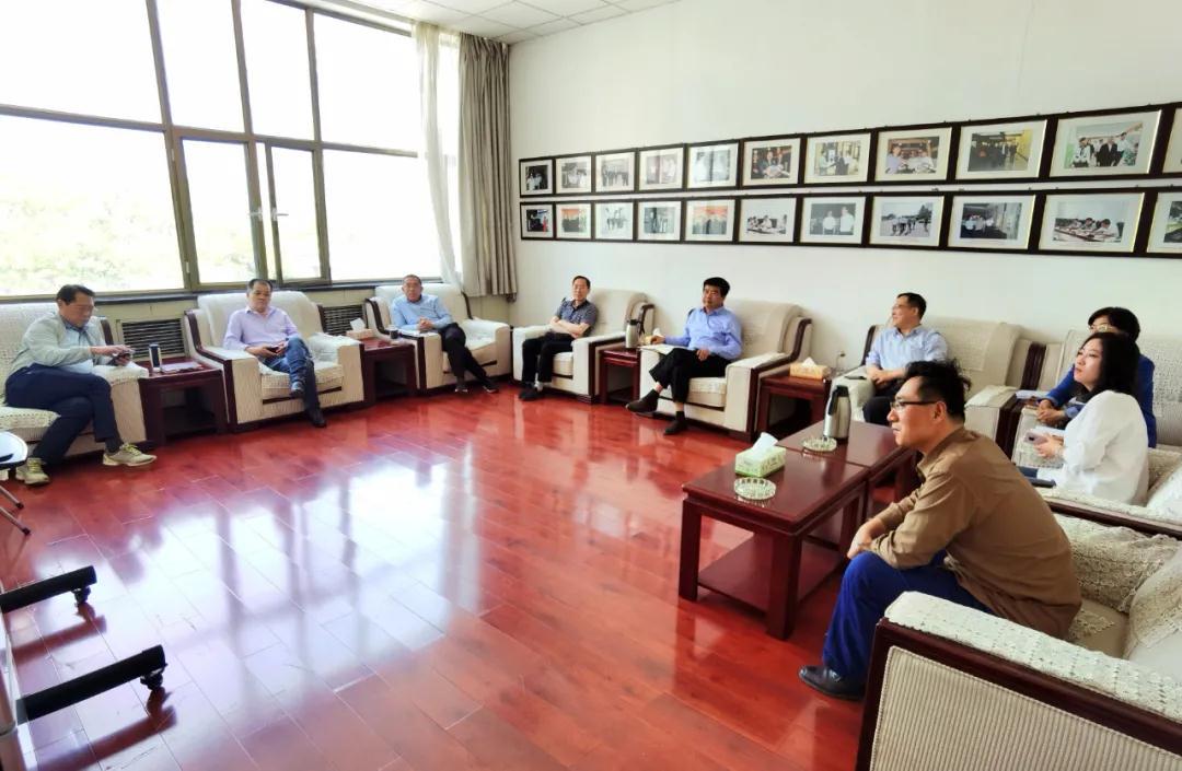 中國煤炭博物館召開5·18國際博物館日座談會
