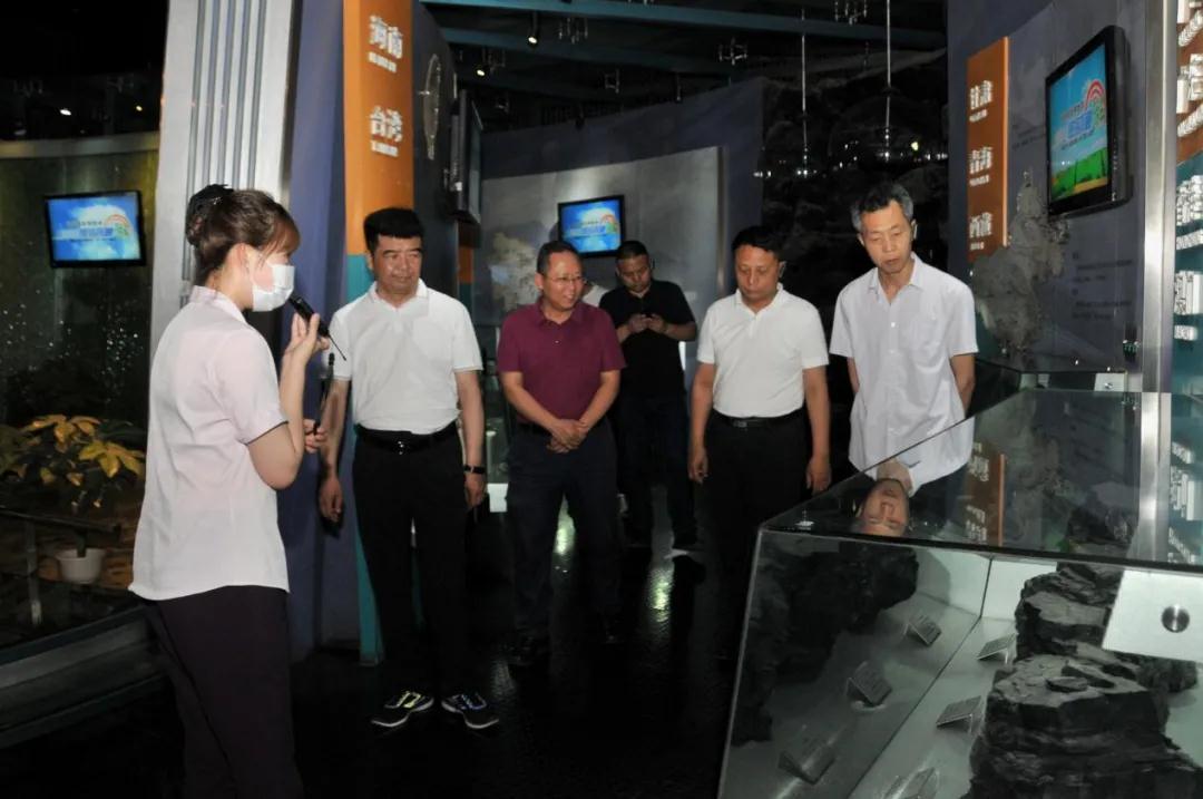 省城博物館界大咖云集中國煤炭博物館共話新